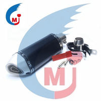 Piezas de motos Motorcycle Colorful Muffler CRF230